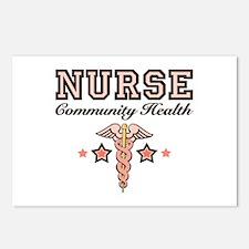 Community Health Nurse Postcards (Package of 8)