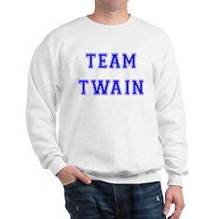Team Twain Sweatshirt