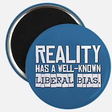 Reality/Liberal Bias Magnet