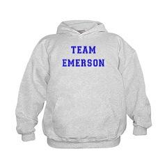 Team Emerson Kids Hoodie
