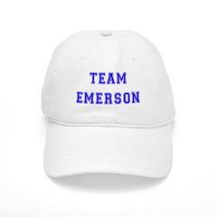 Team Emerson Baseball Cap