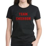 Team Emerson Women's Dark T-Shirt