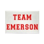 Team Emerson Rectangle Magnet (100 pack)