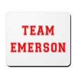 Team Emerson Mousepad