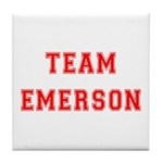 Team Emerson Tile Coaster