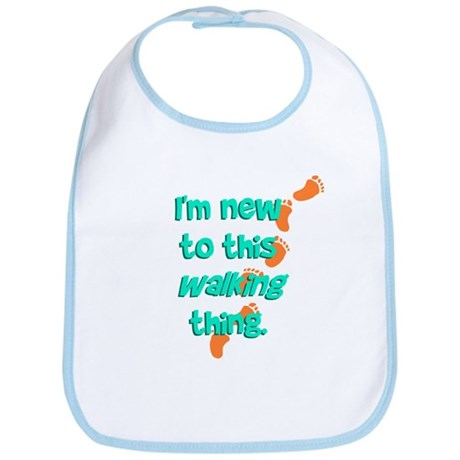 New to Walking Bib