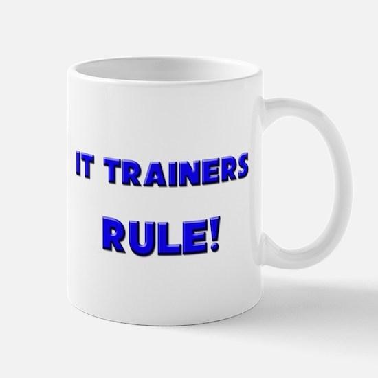 It Trainers Rule! Mug