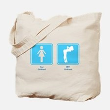 Cute Adult humor slogans Tote Bag