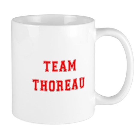 Team Thoreau Mug