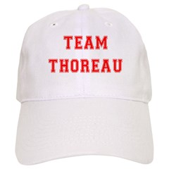 Team Thoreau Baseball Cap