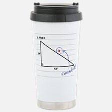 FIND X Stainless Steel Travel Mug