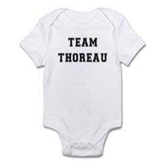 Team Thoreau Infant Bodysuit