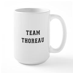 Team Thoreau Mug