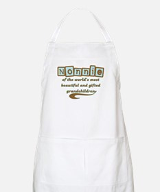 Nonnie of Gifted Grandchildren BBQ Apron