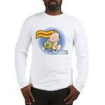 Cute Aquarius Long Sleeve T-Shirt