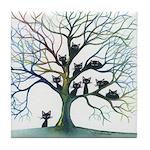 Culpeper Stray Cats Coaster