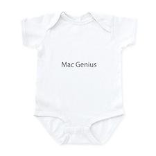Mac Genius Infant Bodysuit