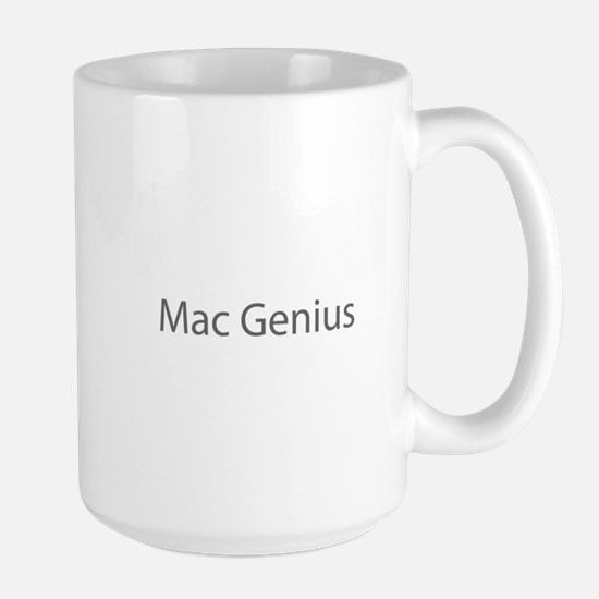 Mac Genius Large Mug