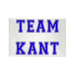 Team Kant Rectangle Magnet (10 pack)
