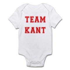 Team Kant Infant Bodysuit