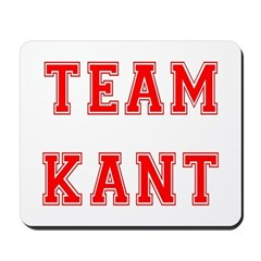 Team Kant Mousepad
