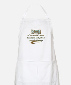 Oma of Gifted Grandchildren BBQ Apron