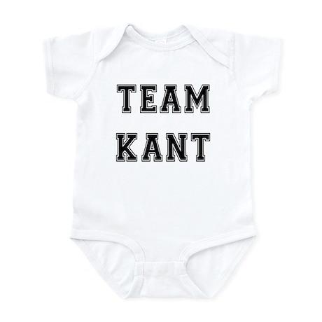 Team Kant Infant Bodysuit