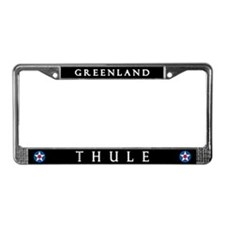 Thule Air Base License Plate Frame