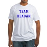 Team Reagan Fitted T-Shirt