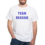 Team Reagan White T-Shirt