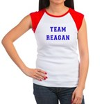 Team Reagan Women's Cap Sleeve T-Shirt