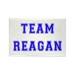 Team Reagan Rectangle Magnet (100 pack)