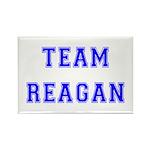 Team Reagan Rectangle Magnet (10 pack)