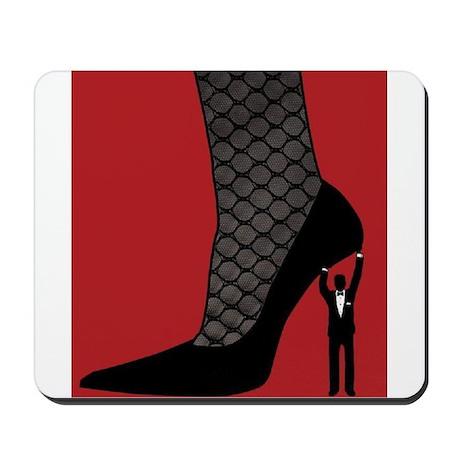 Red SMTR Mousepad