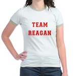 Team Reagan Jr. Ringer T-Shirt
