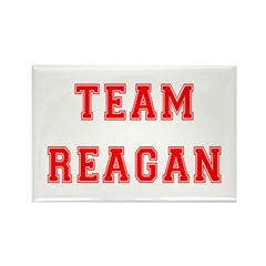 Team Reagan Rectangle Magnet