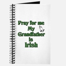 Pray for me My Grandfather is Journal