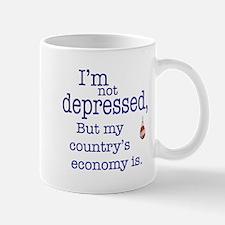 US Financial depression Mug