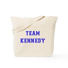 Team Kennedy Tote Bag