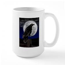 Raven's Moon Ceramic Mugs