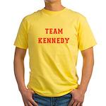 Team Kennedy Yellow T-Shirt
