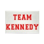 Team Kennedy Rectangle Magnet (100 pack)