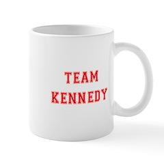 Team Kennedy Mug