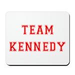 Team Kennedy Mousepad