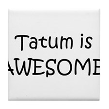 Tatum Tile Coaster