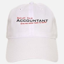 Accountant / Work! Baseball Baseball Cap