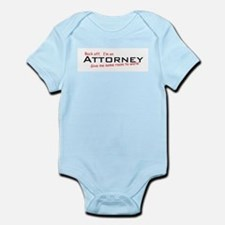 Attorney / Work! Infant Bodysuit
