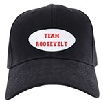 Team Roosevelt Black Cap