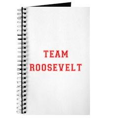 Team Roosevelt Journal