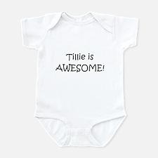Cool Tillie Infant Bodysuit